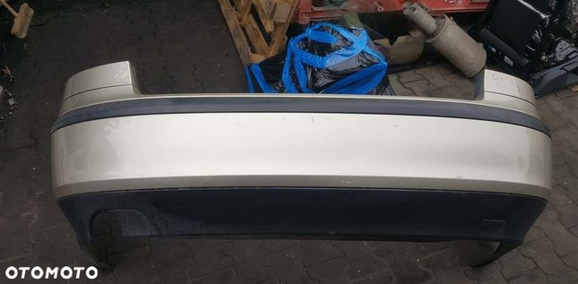 Zderzak Skoda Octavia II Tylny 9201 HATCHBACK