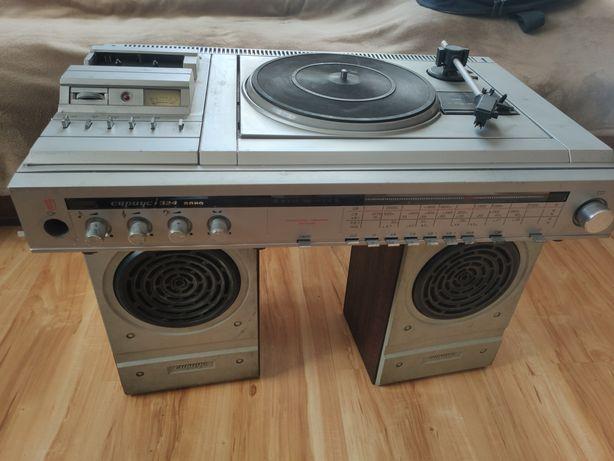 Radio Gramofon cupuyc 324