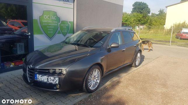 Alfa Romeo 159 REZERWACJA Sport Wagon Klima Telefon Alu
