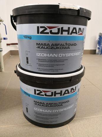 Dyspersyjna masa asfaltowo-kauczukowa Izohan Dysperbit 10 kg