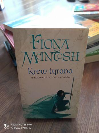 Krew Tyrana - Fiona McIntosh