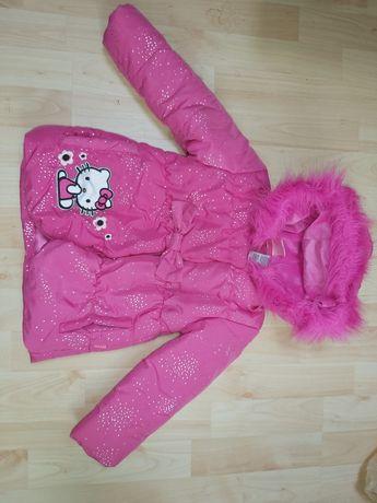 Kurtka Hello Kitty na 3 l r 98