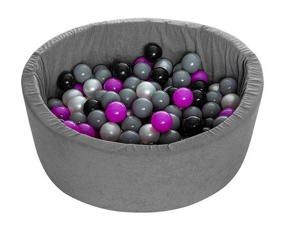 NOWY Suchy basen -kolory - z piłeczkami 150szt PREZENT