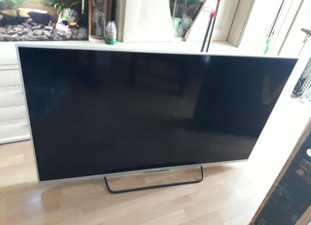 """Telewizor Sony 50"""" kdl 50w755c podświetlenie części"""