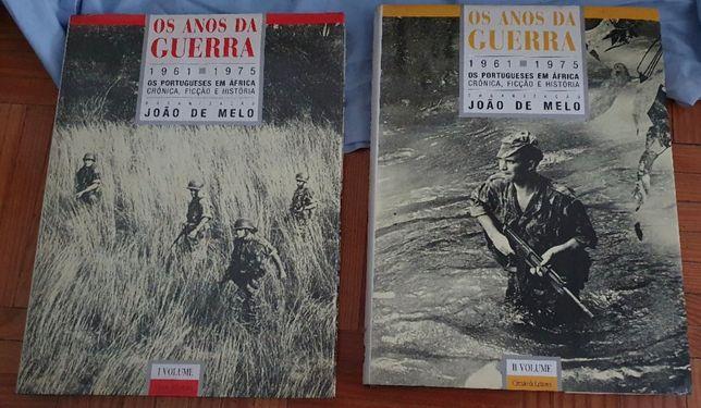 Livros sobre a guerra, novos