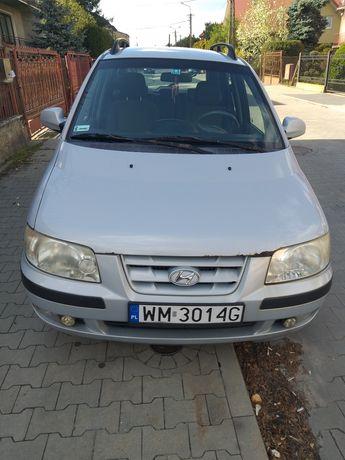 Hyundai Matrix 2005 1.5 crdi