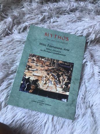 Mitos Literatura e Arte, Mitos classicos no Portugal Quinhentista