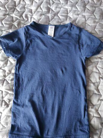 Koszulka bawełniana rozmiar 122/128