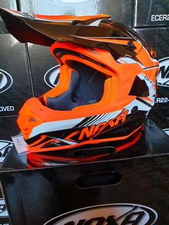 NAXA C9/J Kask motocyklowy Cross Quad ATV S-XXL