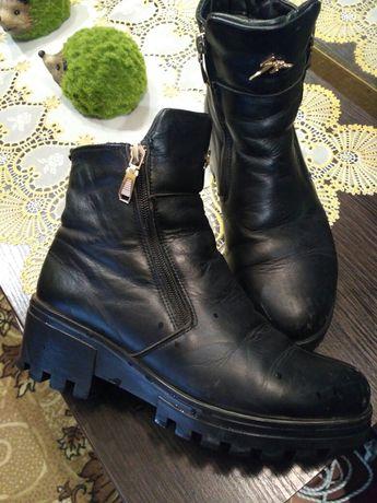 Полусапоги, ботинки зимние