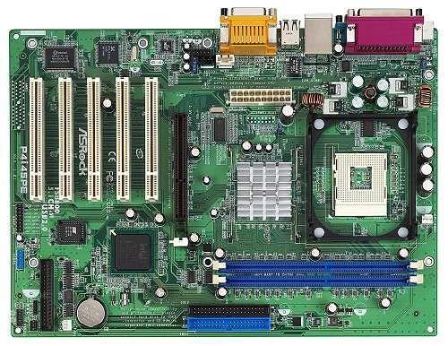 Motherboard ASRock P4i45PE