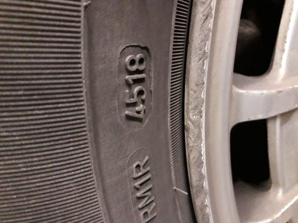 Mercedes w201 190 koła