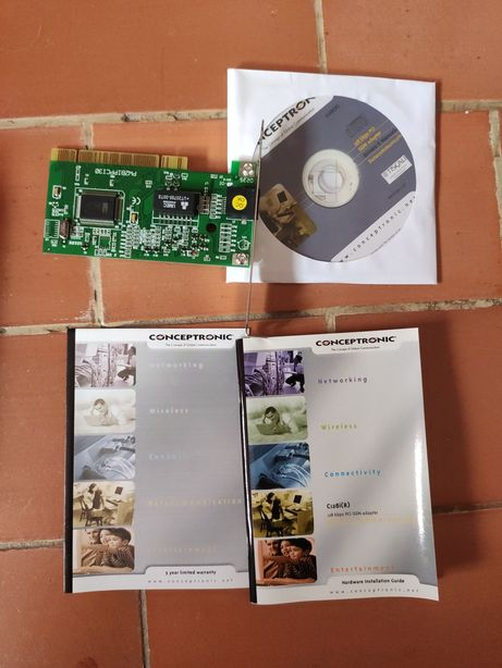 Conceptronic ISDN adapter