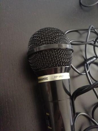 Microfone Panasonic RP VK 21