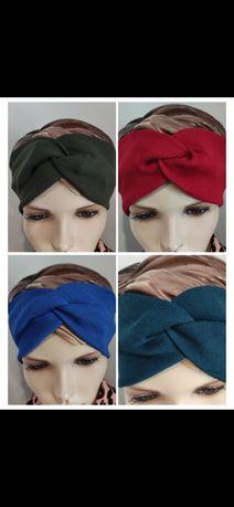 Cena za zestaw opaski opaska turban węzeł