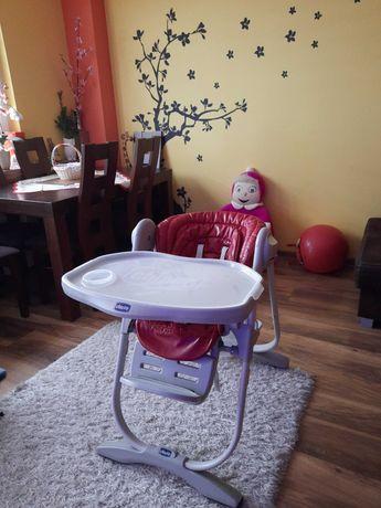 Krzesełko - leżaczek Chico polly Magic 3w1
