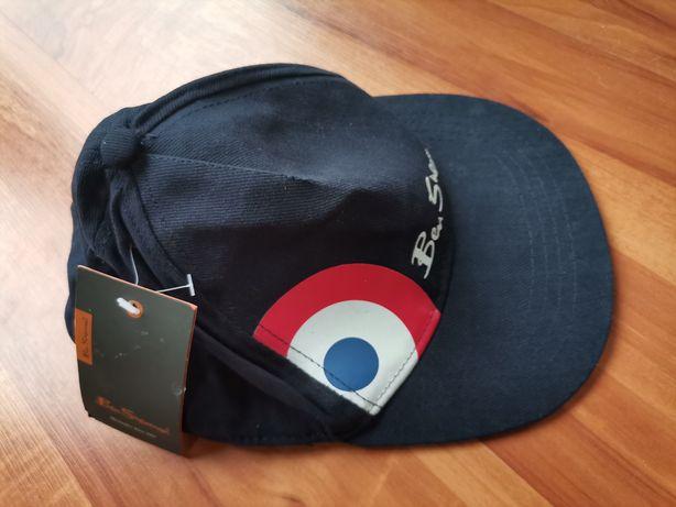 Nowa czapka z daszkiem dżokejka Ben Sherman rozmiar uniwersalny