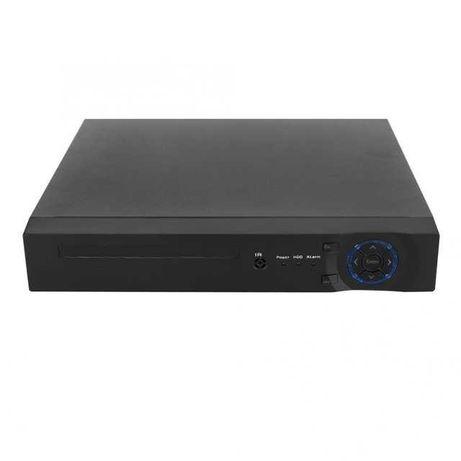 Gravador de vídeo vigilância para câmaras IP 8 vias