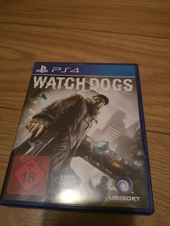 Gra Watch Dogs ps 4