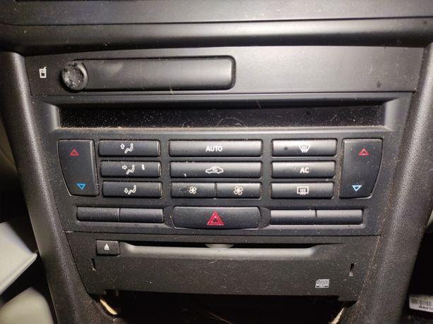 Saab 9-3 03-06 panel klimatronik Ładny