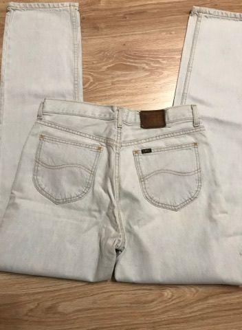 Lee męskie spodnie vintage