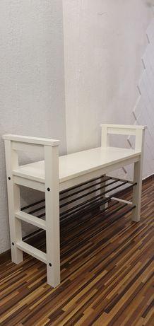 Ikea półka na buty HEMNES