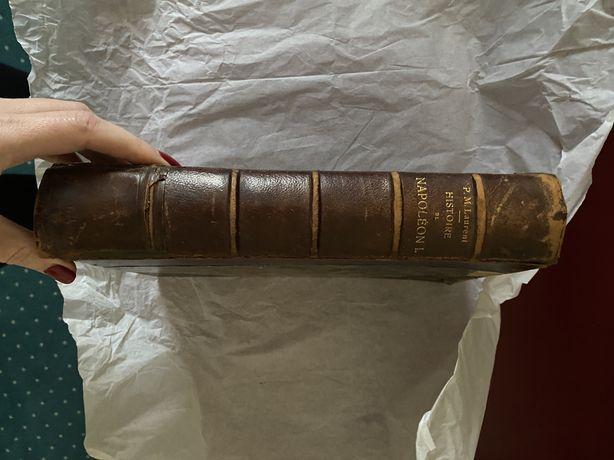 Книга Histoire Napoleon 1 1870г