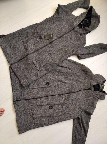 Кардиган, пальто новое