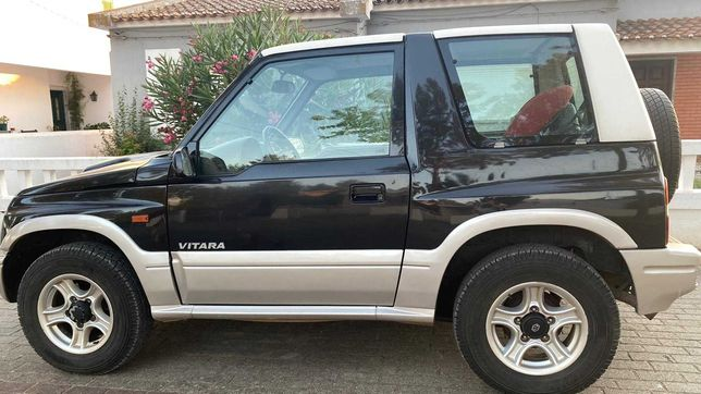 Jipe Suzuki Vitara
