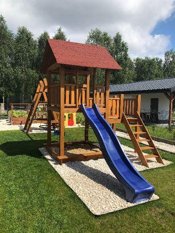 Plac zabaw dla dzieci - duży