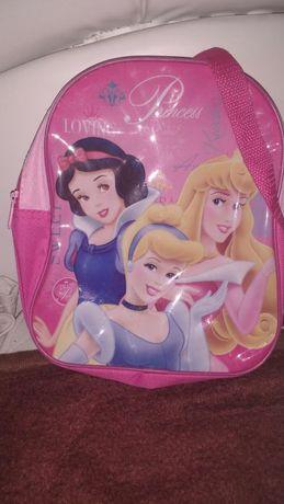 Mały plecaczek Disney