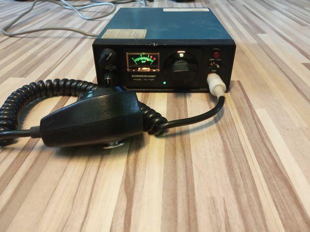 CB radio retro ,,SOMMERKAMP TS-712
