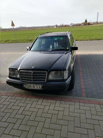 Mercedez benz 124