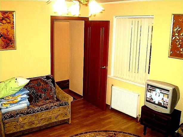 2 ком..Соборная/ад.Макарова, 4 дивана, WI-FI, докум, самый центр Никол