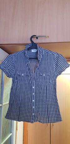 Блуза на девочку-подростка 9-13лет,можно в школу