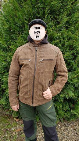 Куртка кожаная Angelo Litrico. XL размер!