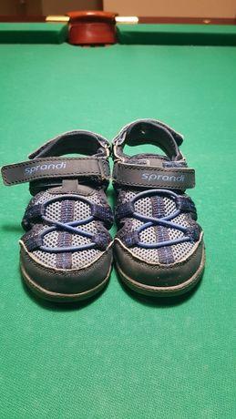 Sandałki chłopięce firmy Sprandi rozmiar 24