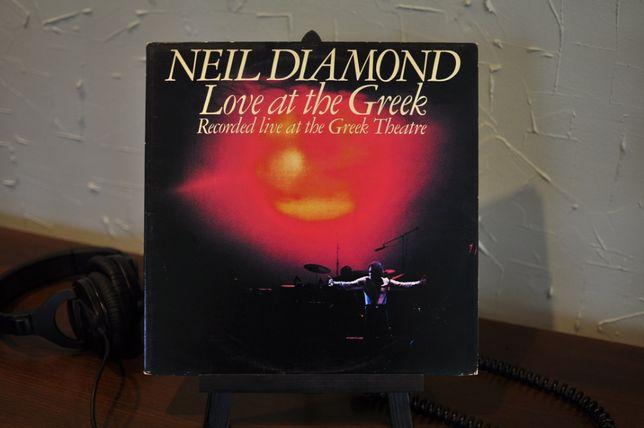 Neil Diamond – Love At The Greek / 2x Winyl Soft Rock, Pop Rock