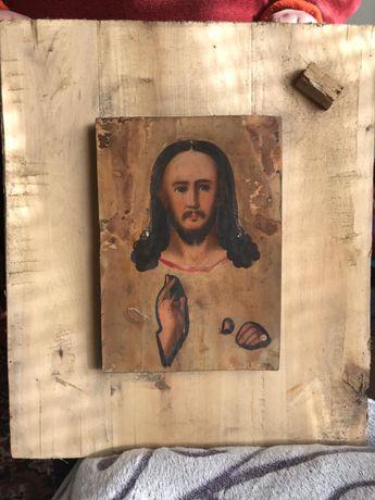 Ікона «Ісус Христос» ХХ століття