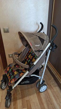 Детская прогулочная коляска Carrello Allegro