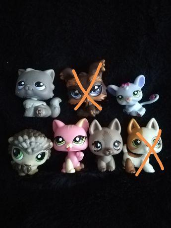 Littlest Pet Shop figurki