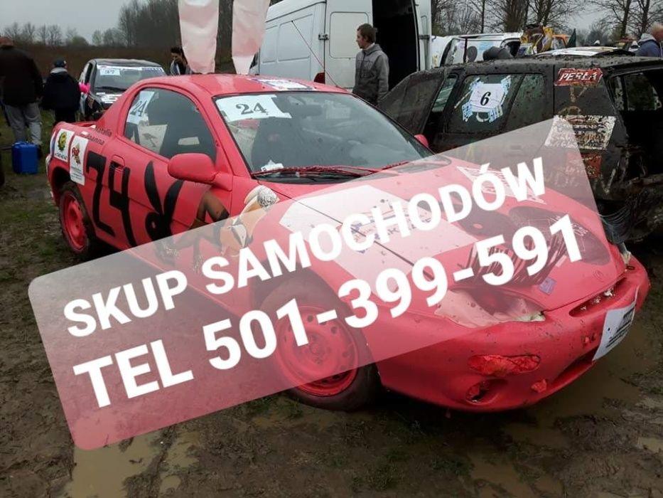Skup aut Skup samochodów całych i uszkodzonych GOTÓWKA