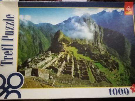Trefl puzzle 1000 elementów
