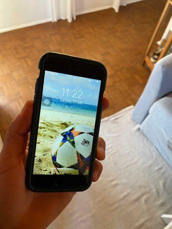Iphone 8 64g Livre + Capa PELA case biodegradavel GRATIS
