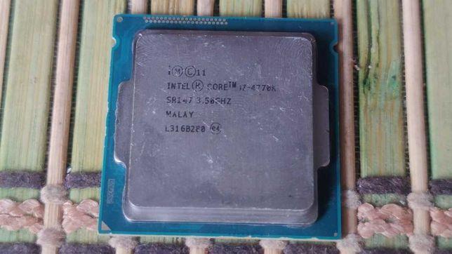 Intel Core i7 4770K ГАРАНТИЯ!