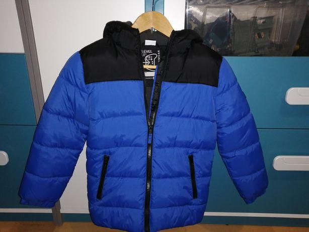Nowa kurtka zimowa F&F roz. 134
