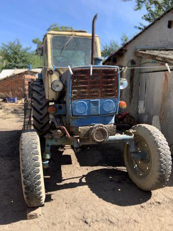 Продається Трактор ЮМЗ + Плуг