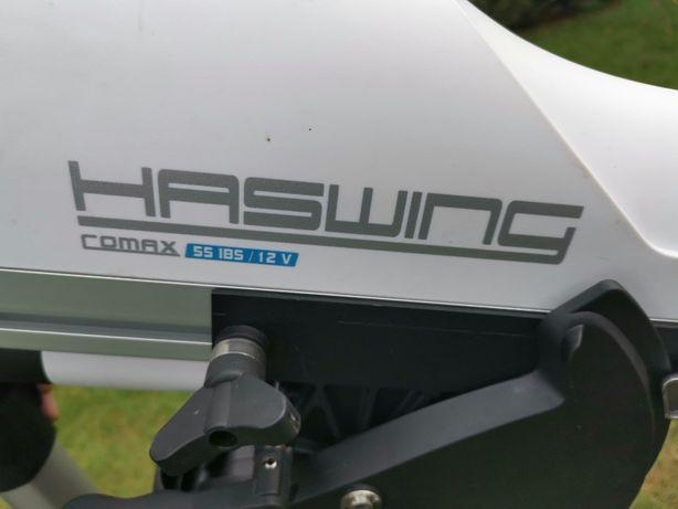 Silnik elektryczny COMAX 55 lbs + akumulator + torba + wózek