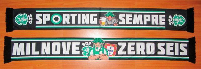 Cachecol Sporting (VENDO/TROCO)