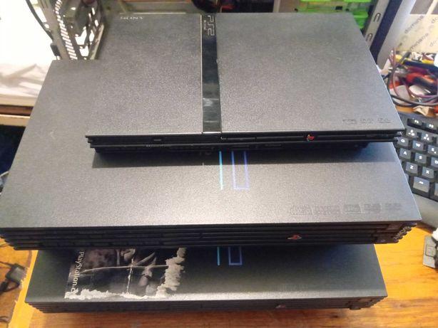 Consola(s) Playstation 2 - Slim, Fat, MagicGate, Comandos, SATA, HDMI